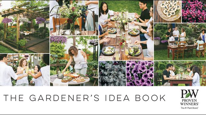 Get FREE Gardener's Idea Book from Proven Winners