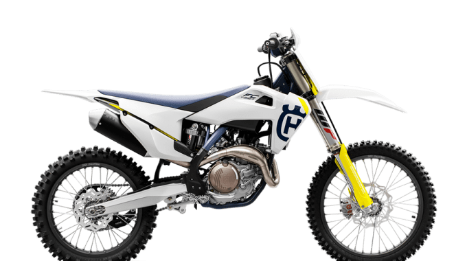 Win a Husqvarna Dirt Bike from The Rockstar National MX Sweepstakes