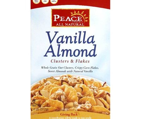 Save $1.00 off (1) Organic Peace Cereal Printable Coupon