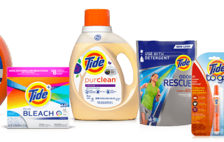 Join the Tide Sweepstakes 2019 (60 Grand Prizes to Give Away!)
