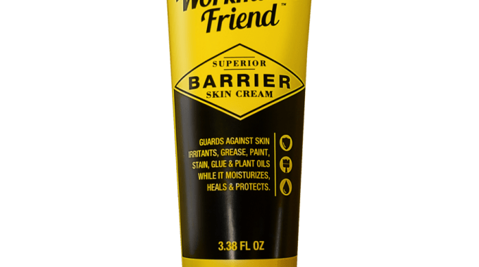 Get FREE Workman's Friend Superior Barrier Skin Cream Samples