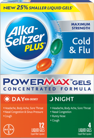 What is Alka-Seltzer Cold and Sinus?