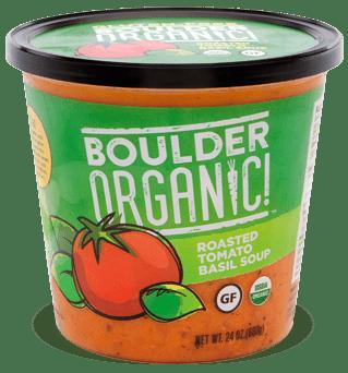 Save $1.00 off (1) Boulder Organic Soup Printable Coupon