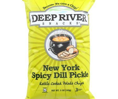 Save $1.00 off (2) Deep River Snacks Printable Coupon