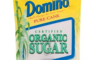 Save $0.50 off (1) Domino Organic Raw Cane Sugar Coupon