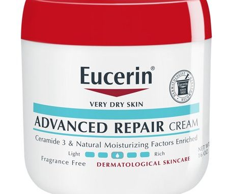 Save $3.00 off (1) Eucerin Advanced Repair Cream Coupon