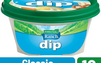 Save $0.75 off (1) Hidden Valley Ranch Dip Printable Coupon