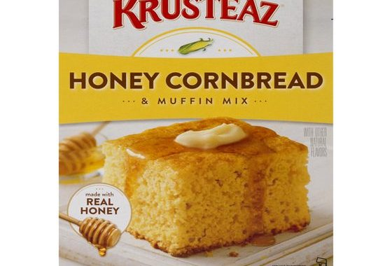 Save $0.50 off (1) Krusteaz Cornbread Mix Printable Coupon