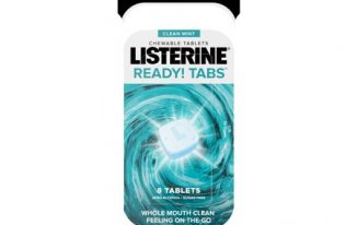 Save $1.00 off (1) Listerine Ready Tabs Printable Coupon