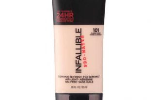 Save $2.00 off (1) L'Oreal Paris Infallible Foundation or Concealer Coupon