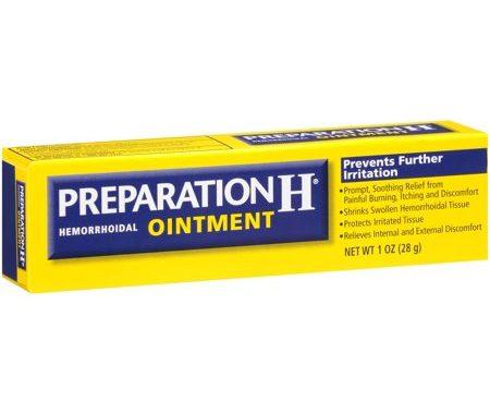 Save $1.00 off any (1) Preparation H Printable Coupon