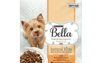 Save $3.00 off (1) Bag of Purina Bella Dog Food Printable Coupon
