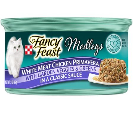 Save $2.00 off (20) Purina Fancy Feast Medley Coupon