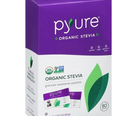 Save $1.00 off (1) Pyure Sweetener Printable Coupon