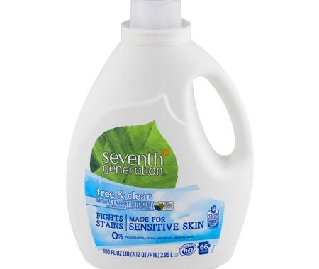 Save $1.00 off (1) Seventh Generation Laundry Detergent Coupon