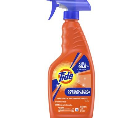 Save $2.00 off (1) Tide Anti-Bacterial Spray Printable Coupon