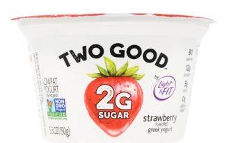 Save $0.50 off (1) Two Good Greek Yogurt Printable Coupon