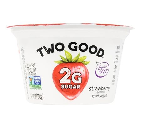 Save $0.50 off (2) Two Good Greek Yogurt Printable Coupon
