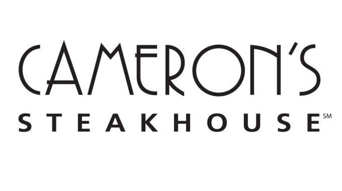 Cameron's Steakhouse Birthday Freebie | Free $25 Reward