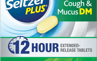 Save $3.00 off (1) Alka-Seltzer Plus Cough & Mucus DM Coupon