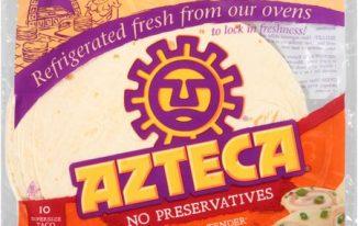 Save $0.25 off (1) Azteca Tortillas Printable Coupon