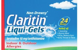 Save $8.00 off (1) Claritin Liqui-Gels Printable Coupon