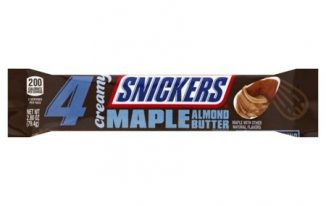 Save $0.50 off (1) Creamy Snickers Printable Coupon