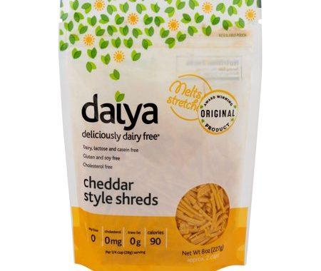 Save $1.00 off (1) Daiya Cheese Printable Coupon