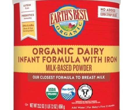 Save $5.00 off (1) Earth's Best Formula Printable Coupon