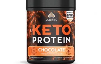Save $5.00 off (1) Ancient Nutrition Keto Powder Coupon