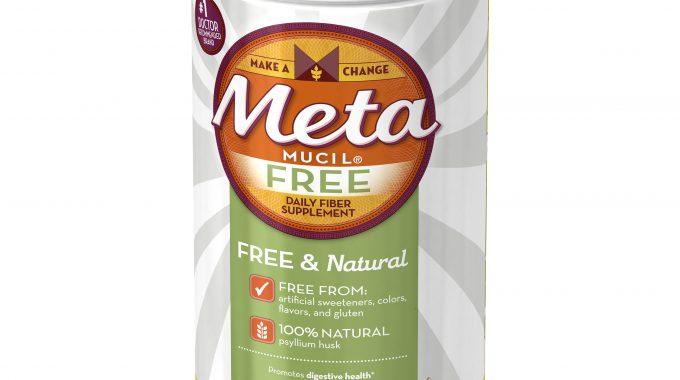 Save $4.00 off (1) Metamucil Free Daily Fiber Supplement Coupon