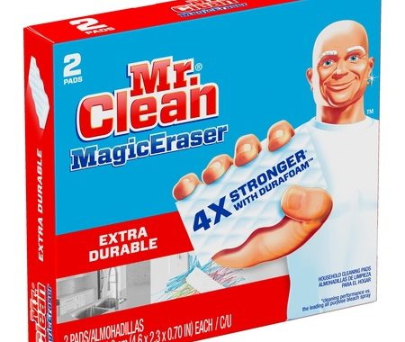 Save $0.50 off (1) Mr. Clean Products Printable Coupon