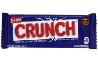 Save $0.50 off (2) Nestle Crunch Printable Coupon