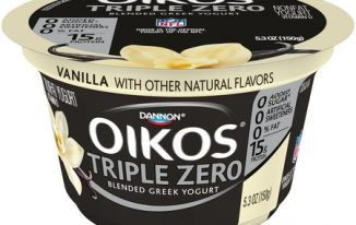 Save $0.50 off (1) Dannon Oikos Triple Zero Printable Coupon