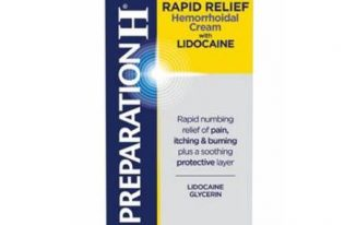 Save $4.00 off (1) Preparation H Rapid Relief Cream Coupon
