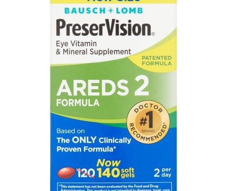 Save $4.00 off (1) PreserVision Eye Vitamins Printable Coupon