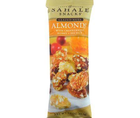 Save $1.00 off (2) Sahale Snacks Printable Coupon