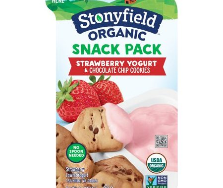 Save $1.00 off (2) Stonyfield Organic Snack Packs Printable Coupon