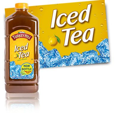 Save $0.75 off (1) Turkey Hill Iced Tea Printable Coupon