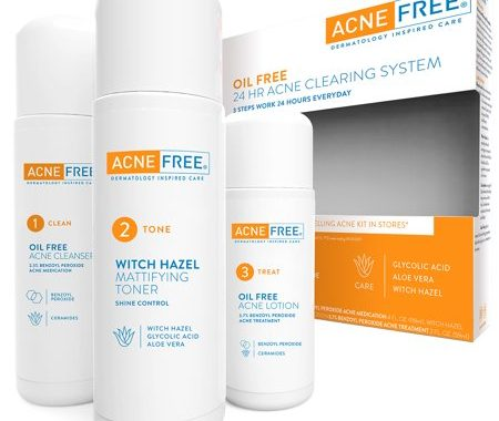 Save $4.00 off (1) AcneFree Acne Treatment Kit Printable Coupon
