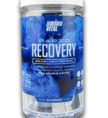 Save $6.00 off (1) Amino Vital Rapid Recovery Twin Pack Coupon