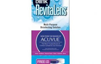 Save $3.00 off (1) Blink RevitaLens Printable Coupon