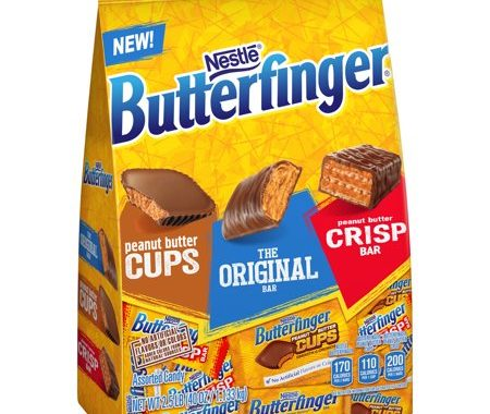 Save $1.00 off (1) Butterfinger Stand Up Bag Coupon