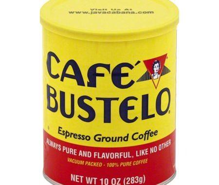 Save $1.00 off (1) Cafe Bustelo Coffee Printable Coupon