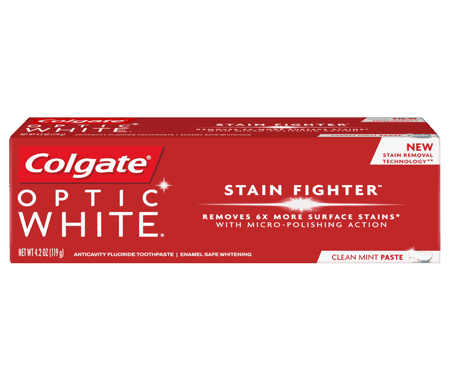Save $5.00 off (3) Colgate Optic White Printable Coupon
