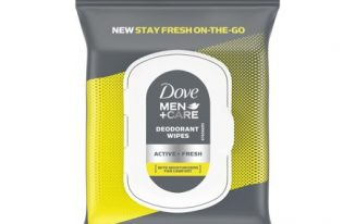 Save $2.00 off (1) Dove Men+Care Deodorant Wipes Printable Coupon