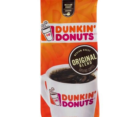 Save $1.25 off (1) Dunkin' Donuts Coffee Printable Coupon