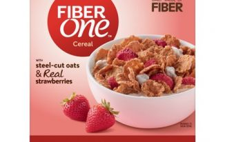 Save $1.00 off (1) Fiber One Strawberries & Vanilla Clusters Coupon
