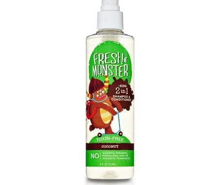 Save $2.00 off (1) Fresh Monster Baby Shampoo Printable Coupon