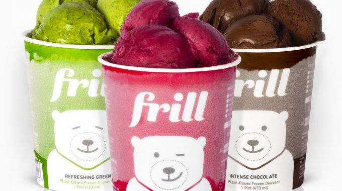 Buy (1) Get (1) Free Frill Plant Based Frozen Dessert Coupon